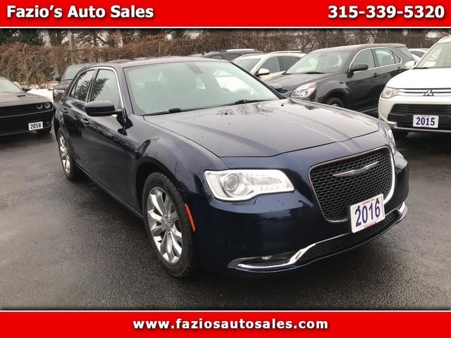 2016 Chrysler 300 Limited AWD