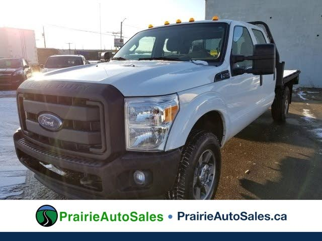 2015 Ford F-350 Super Duty Chassis XL Crew Cab 4WD