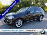 2016 BMW X5 xDrive35d AWD