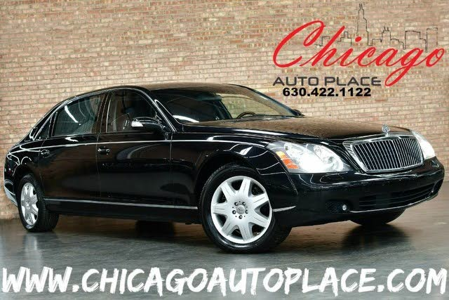 2008 Maybach 62 Base