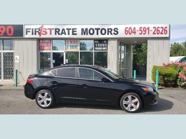 2015 Acura ILX 2.0L FWD with Technology Package