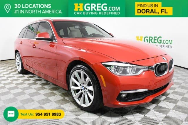2016 BMW 3 Series 328d xDrive Wagon AWD