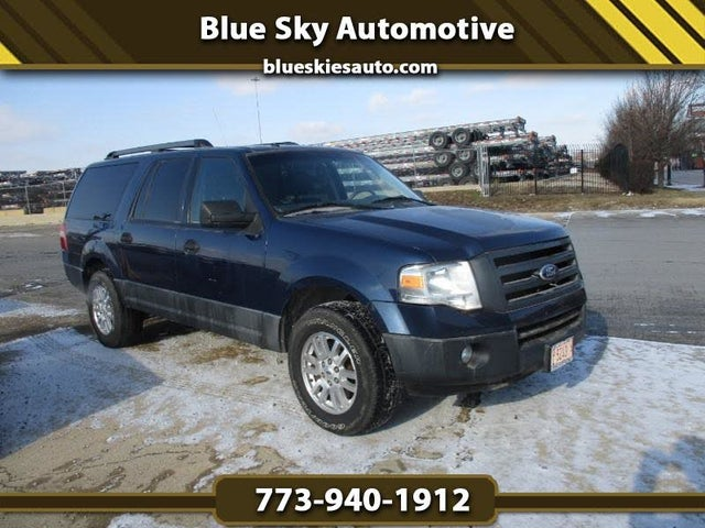 2011 Ford Expedition EL XL 4WD