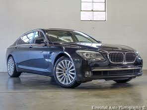 2009 Bmw 750li For Sale >> 2010 Bmw 7 Series 750li Rwd
