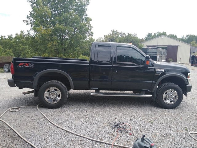 2008 Ford F-350 Super Duty FX4 Crew Cab