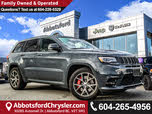 2017 Jeep Grand Cherokee SRT 4WD