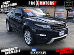2013 Land Rover Range Rover Evoque Dynamic Coupe