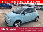 2017 FIAT 500 Pop Hatchback FWD