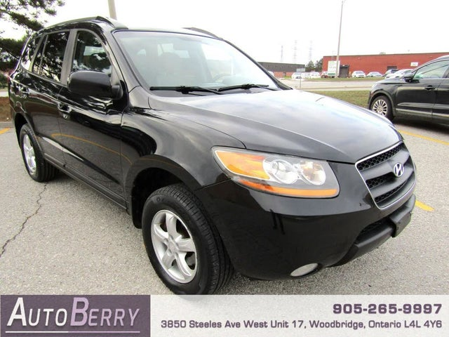2009 Hyundai Santa Fe 3.3L GL AWD