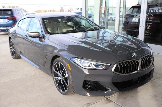 2020 BMW 8 Series M850i xDrive Gran Coupe AWD