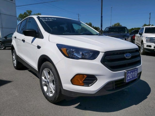 2019 Ford Escape S FWD