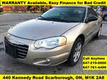 2004 Chrysler Sebring Limited Convertible FWD