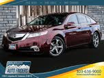 2010 Acura TL SH-AWD with Technology Package