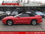2001 Pontiac Firebird Trans Am Convertible