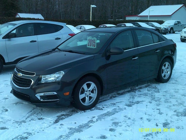 2015 Chevrolet Cruze 2LT Sedan FWD