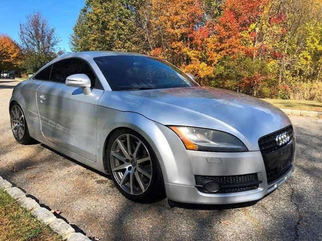 Used 2008 Audi TT 3.2 quattro Coupe AWD for Sale (with ...