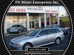 1999 BMW 5 Series 540i Wagon RWD