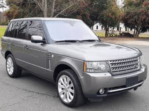 Land Rovers For Sale >> 2010 Land Rover Range Rover Sc