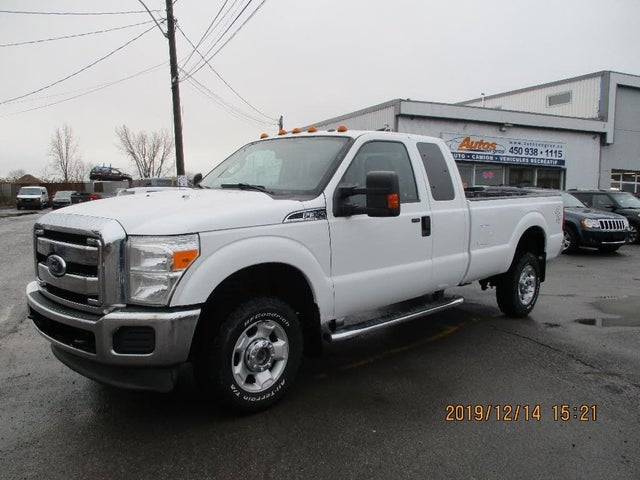 2011 Ford F-350 Super Duty XLT SuperCab 4WD