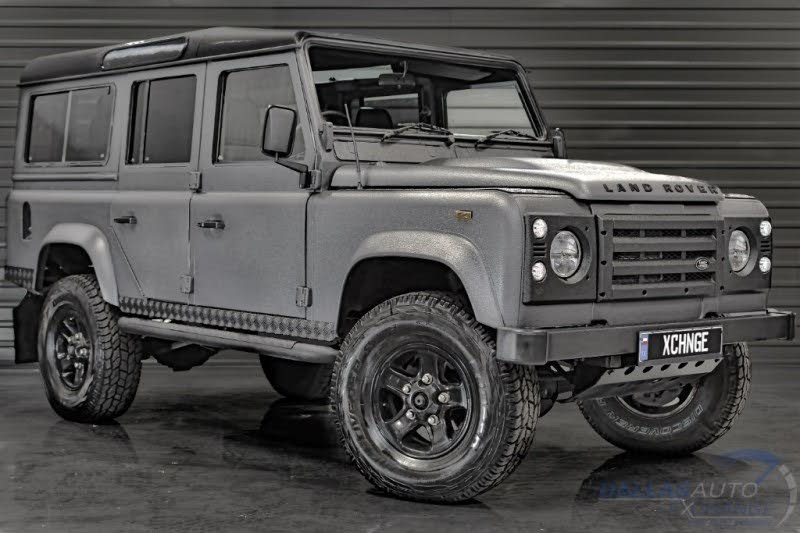 Used Land Rover Defender For Sale In Dallas  Tx