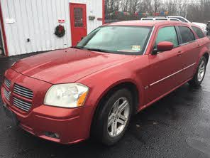 Dodge Magnum For Sale Near Me >> 2006 Dodge Magnum Sxt Rwd