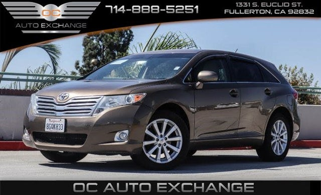 2010 Toyota Venza Base AWD