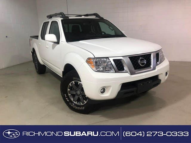 used 2016 nissan frontier pro 4x for sale in surrey bc cargurus used 2016 nissan frontier pro 4x for