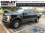 2017 Ford F-250 Super Duty Platinum Crew Cab 4WD