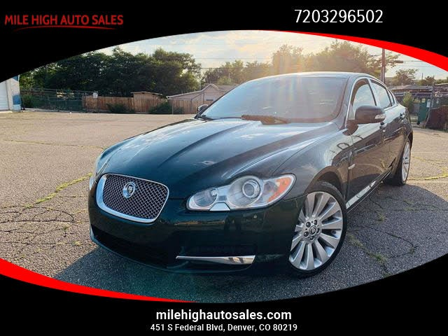 2009 Jaguar XF Premium Luxury RWD