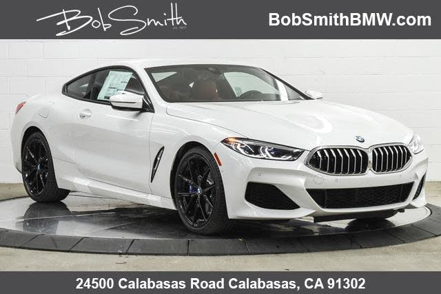 New BMW 8 Series For Sale