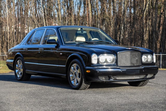 2001 Bentley Arnage Red Label RWD