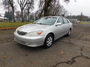 2002 Toyota Camry For Sale >> 2002 Toyota Camry Xle