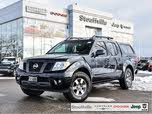 2011 Nissan Frontier PRO-4X Crew Cab 4WD