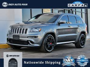 Jeep Srt8 For Sale Near Me >> 2012 Jeep Grand Cherokee Srt8