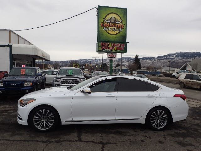 2015 Hyundai Genesis 3.8 Technology AWD