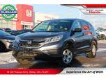 2015 Honda CR-V LX AWD