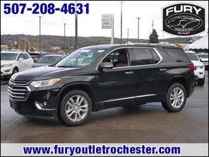 Used 2019 Chevrolet Traverse High Country Awd For Sale With