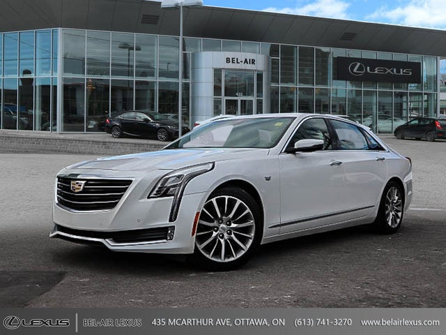 2016 Cadillac CT6 3.0TT Luxury AWD