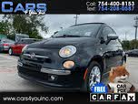 2012 FIAT 500 Lounge Convertible