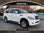 2011 INFINITI QX56 RWD with Split Bench Seat Package
