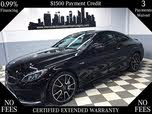 2018 Mercedes-Benz C-Class C AMG 43 Coupe