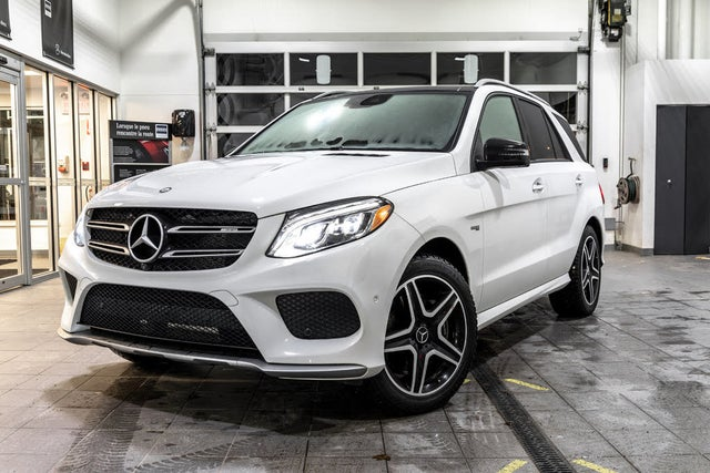 2017 Mercedes-Benz GLE-Class GLE AMG 43 4MATIC
