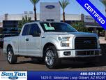 2017 Ford F-150 XL SuperCab