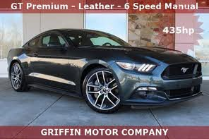 2015 Ford Mustang Gt For Sale >> 2015 Ford Mustang Gt Premium Coupe Rwd