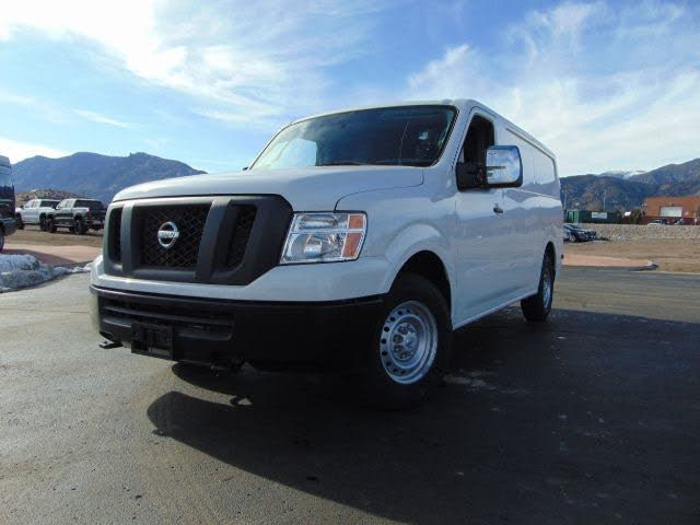 2018 Nissan NV Cargo 3500 HD S with High Roof
