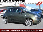 2017 FIAT 500 Lounge Hatchback FWD