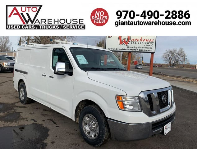 2012 Nissan NV Cargo 2500 HD SV with High Roof