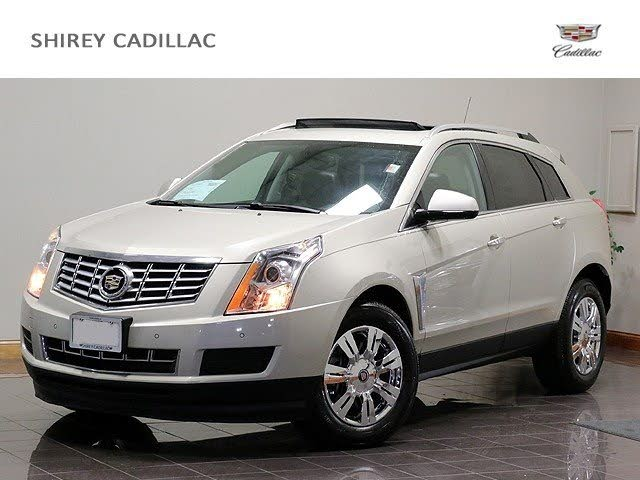Shirey Cadillac Certified Center Cars For Sale - Oak Lawn ...