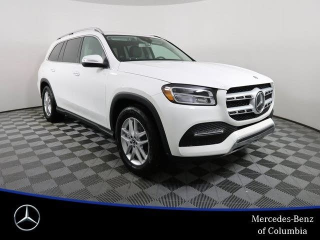 New Mercedes-Benz GLS-Class for Sale in Columbia, MO ...