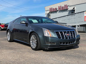 2013 Cadillac Cts Coupe >> 2013 Cadillac Cts Coupe 3 6l Rwd